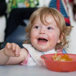 Home made meals at Hawthorn Childcare