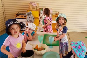 Adelaide childcare learning through play